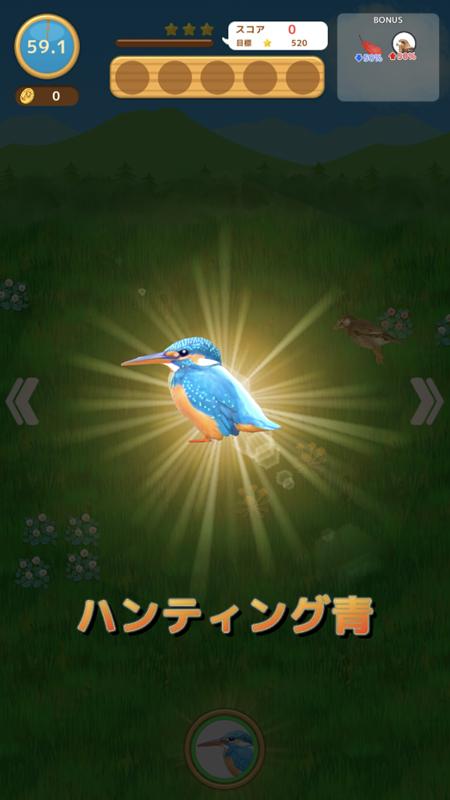 鳥コンボ! 野鳥
